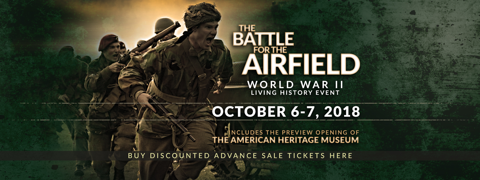Battle for the Airfield 2018 - The American Heritage Museum