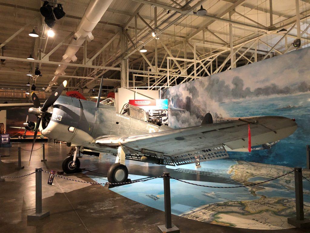 Douglas SBD-5 Dauntless BuNo 36177 - American Heritage Museum